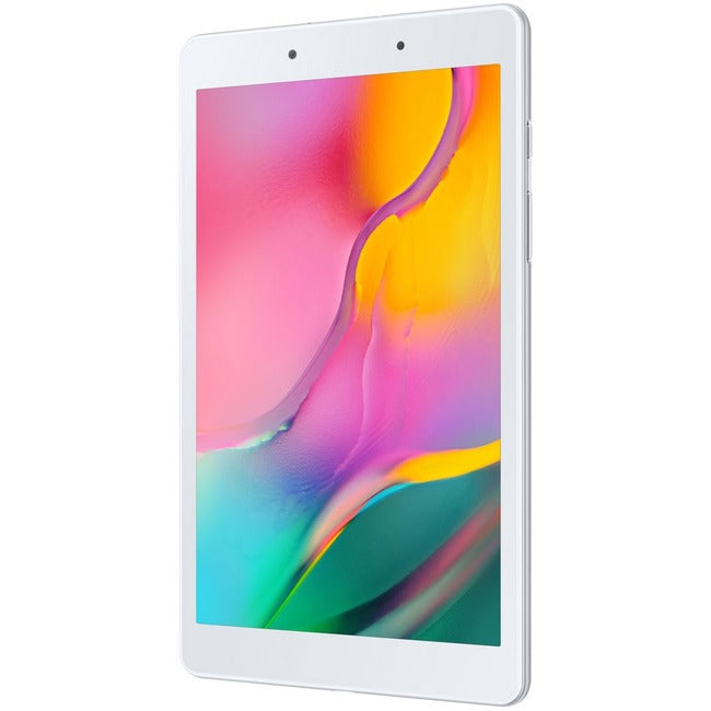 "Samsung Galaxy Tab A SM-T290 Tablet - 8"" - 2 GB RAM - 32 GB Storage - Android 9.0 Pie - Silver"