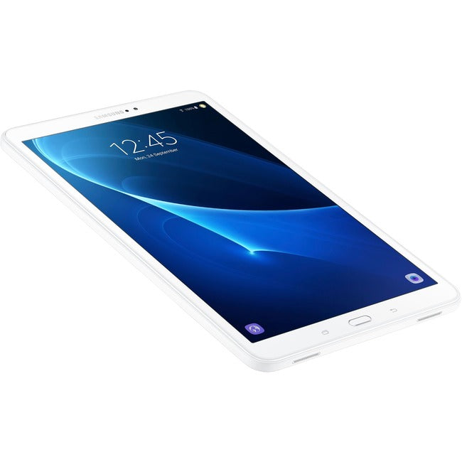 "Samsung-IMSourcing Galaxy Tab A SM-T580 Tablet - 10.1"" - 2 GB RAM - 16 GB Storage - Android 6.0 Marshmallow - Pearl White"