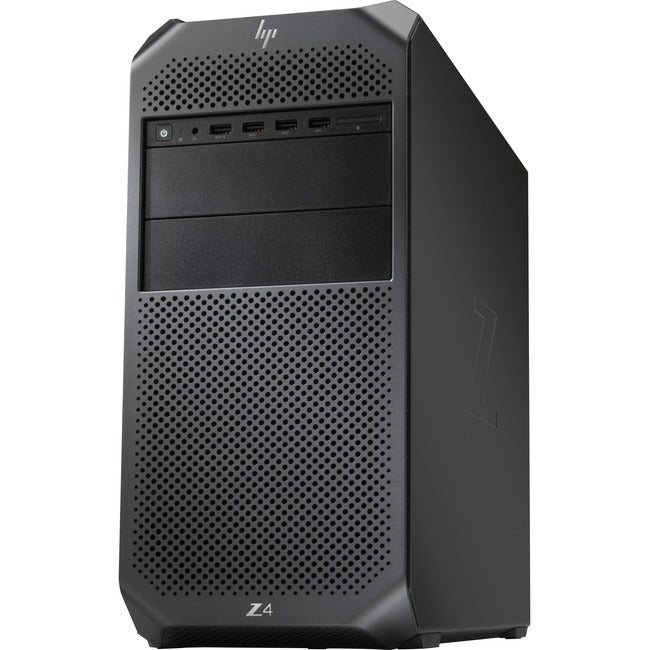 HP Z4 G4 Workstation - 1 x Core X-Series i9-10900X - 8 GB RAM - 256 GB SSD - Mini-tower - Black