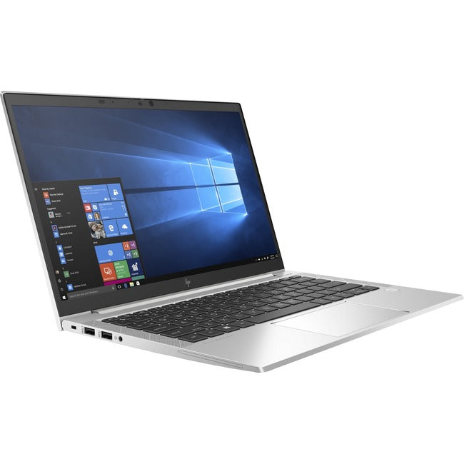 "HP EliteBook 835 G7 13.3"" Notebook - Full HD - 1920 x 1080 - AMD Ryzen 5 PRO (2nd Gen) 4650U Hexa-core (6 Core) 2.10 GHz - 8 GB RAM - 256 GB SSD"
