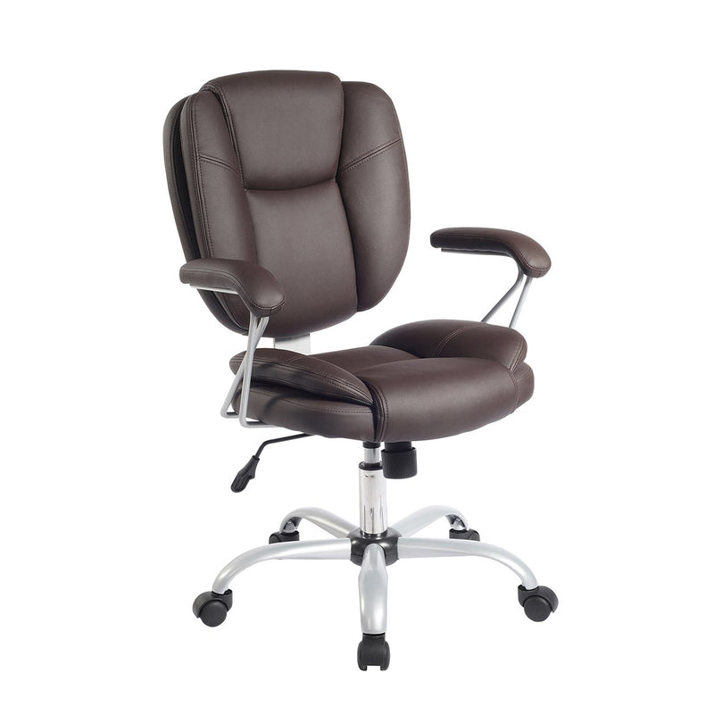 Plush Everyday Task Office Chair with Techniflex Upholstery