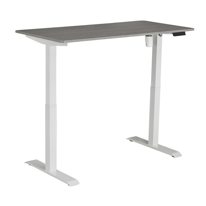 Techni Sport Adjustable Sit to Stand Gaming Desk - Aria at Gaming Girlfriends