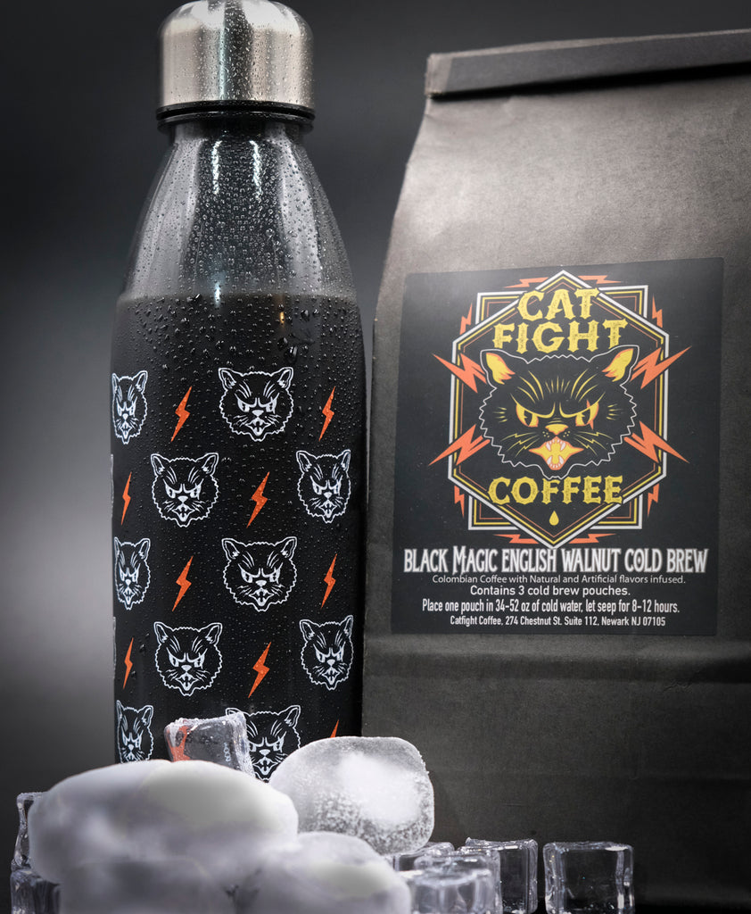 Why Cold Brew Coffee is one of the best Pre-Workout drink.
