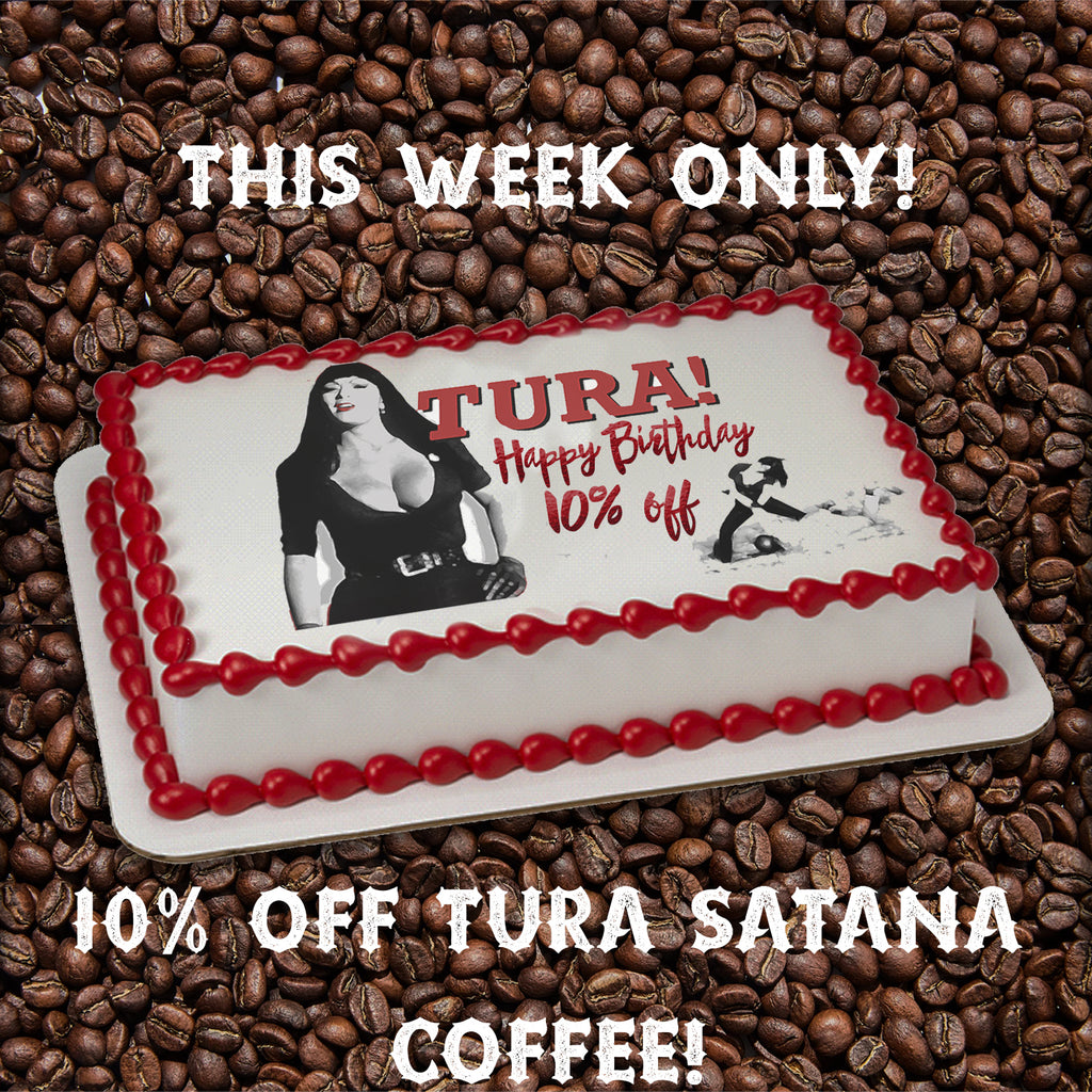 Happy Birthday Tura Satana.
