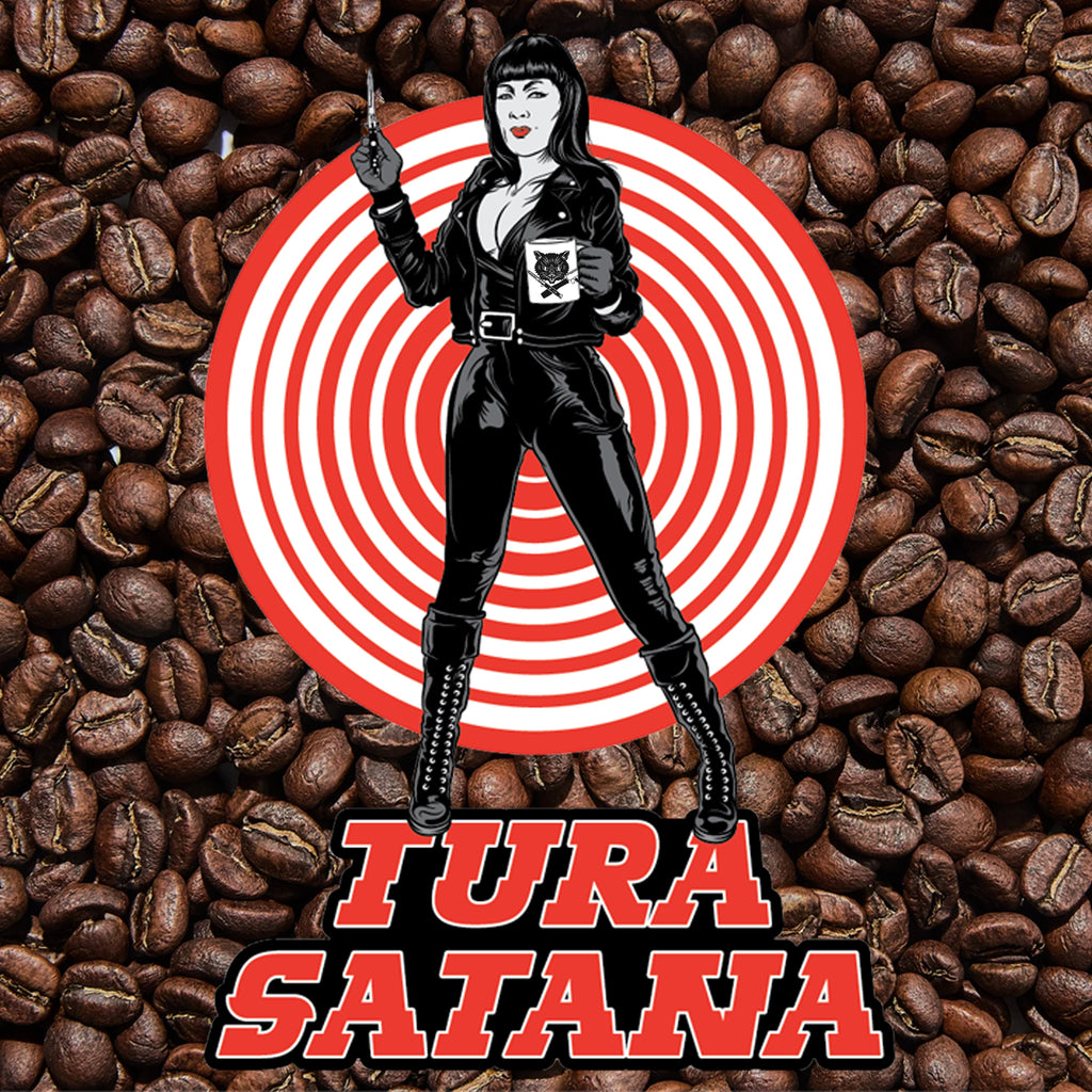 Monday Mayhem Spotify Takeover; Eric Bower from Broken Lamps celebrating Tura Satana and Ennio Morricone.
