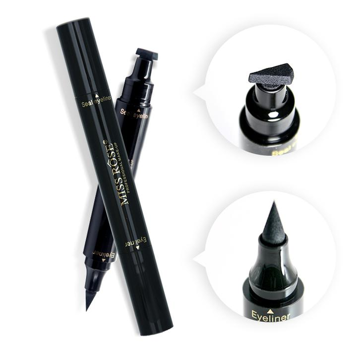 Winged Eyeliner Pen (2 in 1) + GRATIS Extra Eyeliner