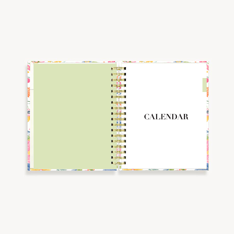 My Health Journal - Floral – My Health Journals