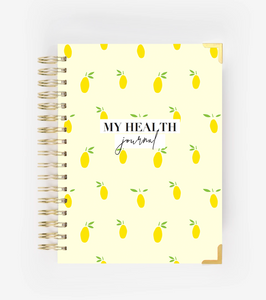 Gold Corner Protectors (4) - My Health Journals