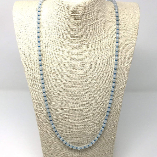 Aquamarine Necklace Utopianorthwest