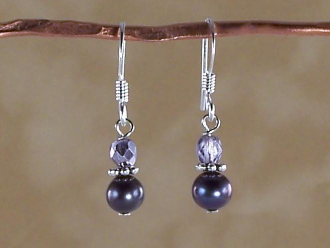 Freshwater Pearl Earrings Utopianorthwest