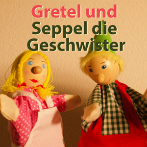 Kasperle episode 2 Gretel and Seppel the siblings radio play as a free download in mp3 format