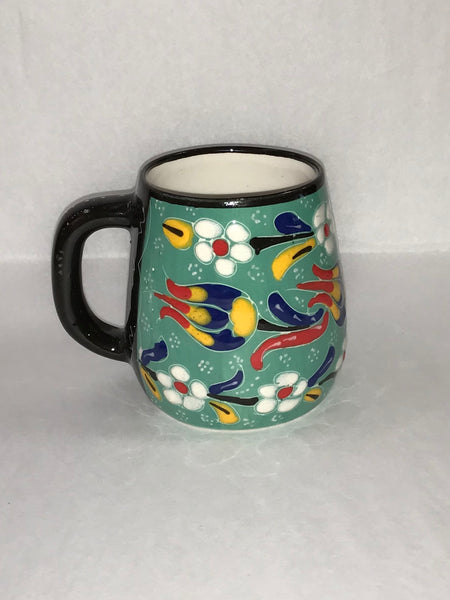 Turkish Pottery Sheppard Mug