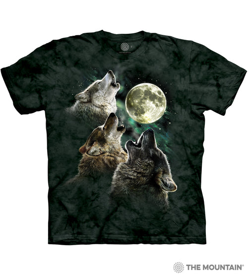 Three Wolves Tee