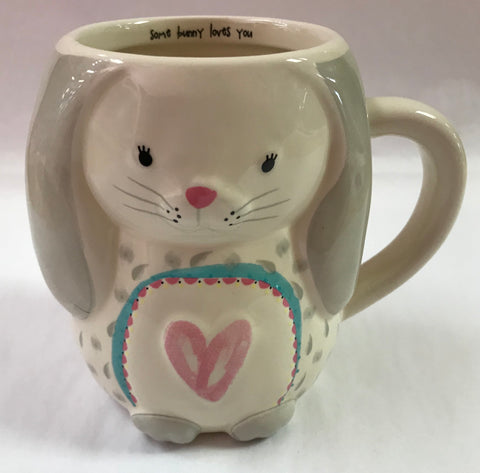 Some Bunny Loves You Folk Mug