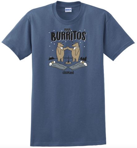 Mm Burritos Tee