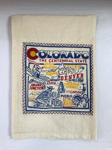 Colorado Kitchen Towel
