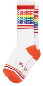 Colorful Colorado Socks