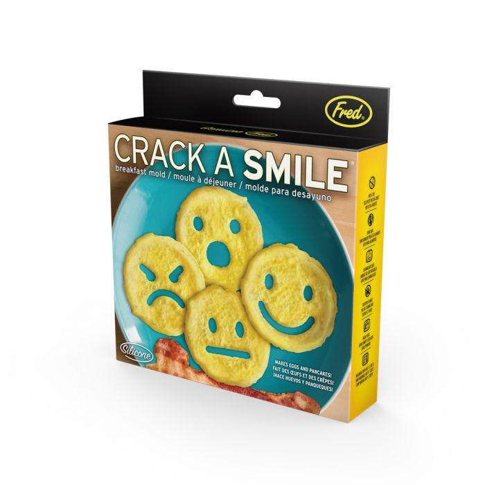 Crack A Smile Breakfast Molds