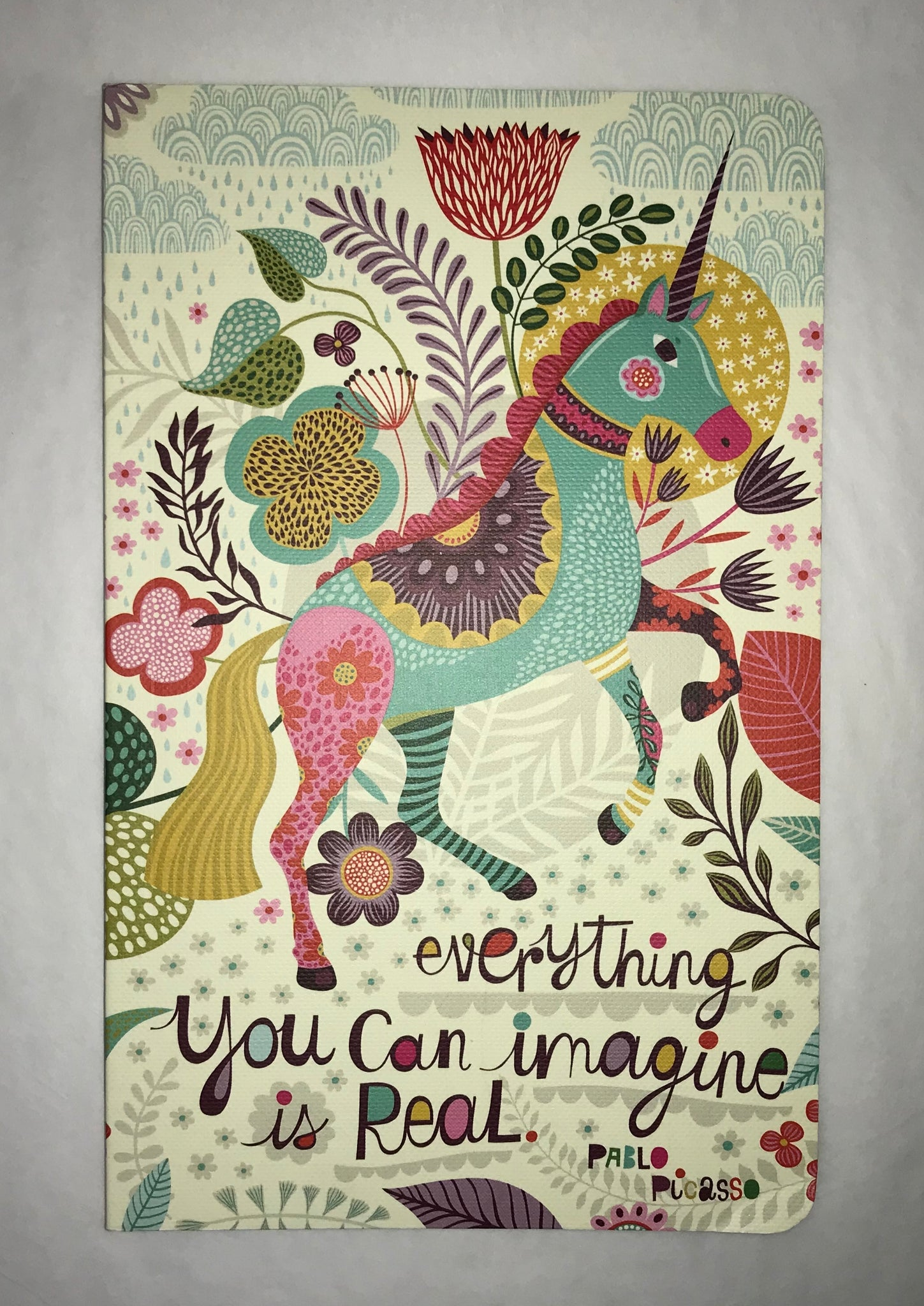 Everything You Can Imagine Journal