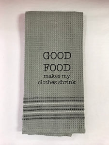 Good Food Kitchen Towel