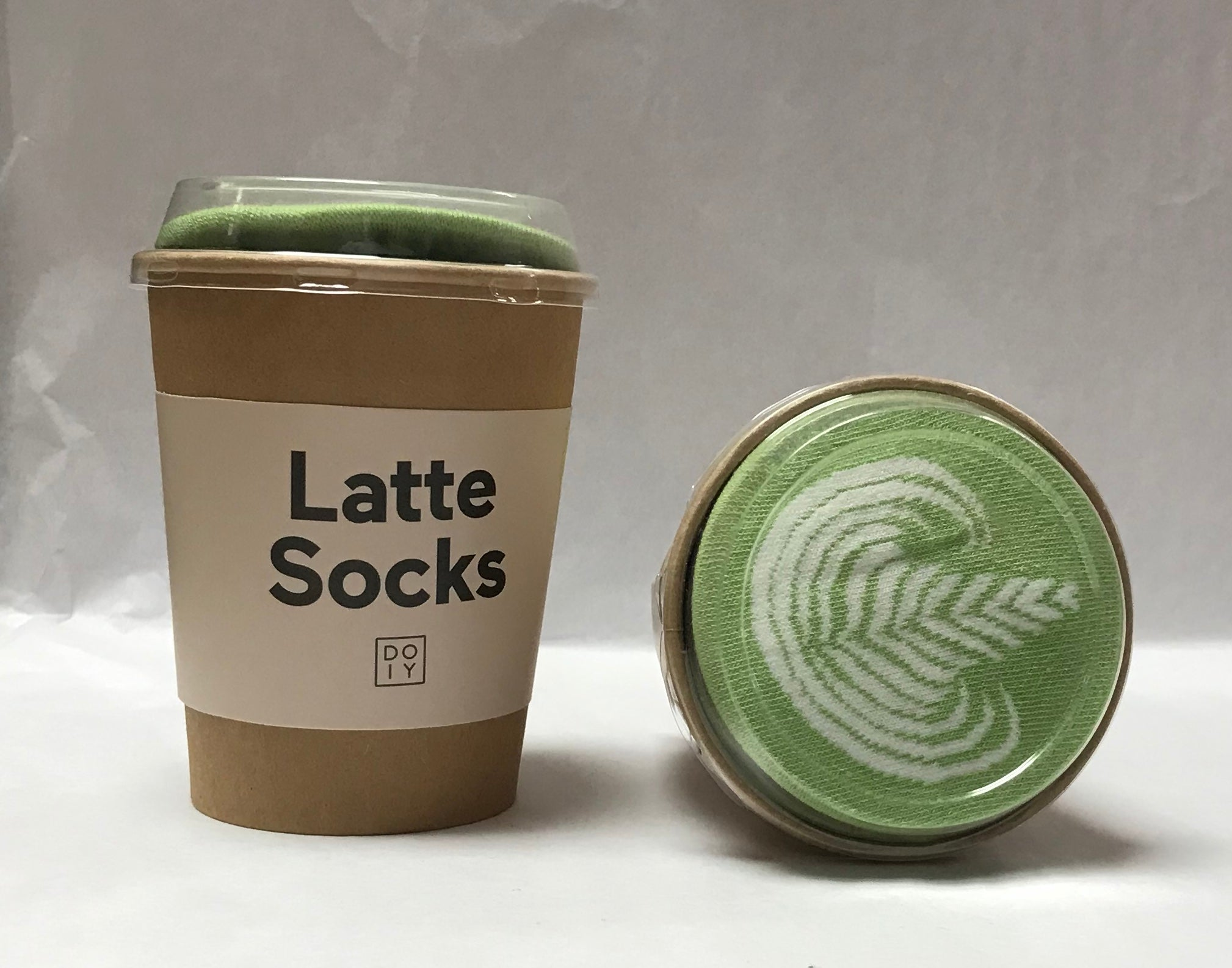 Matcha Latte Socks