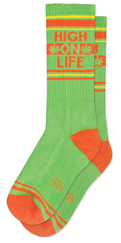 High On Life Socks