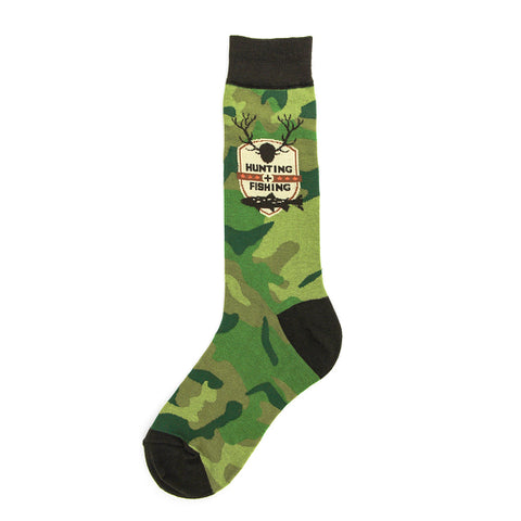 Men's Hunting & Fishing Socks