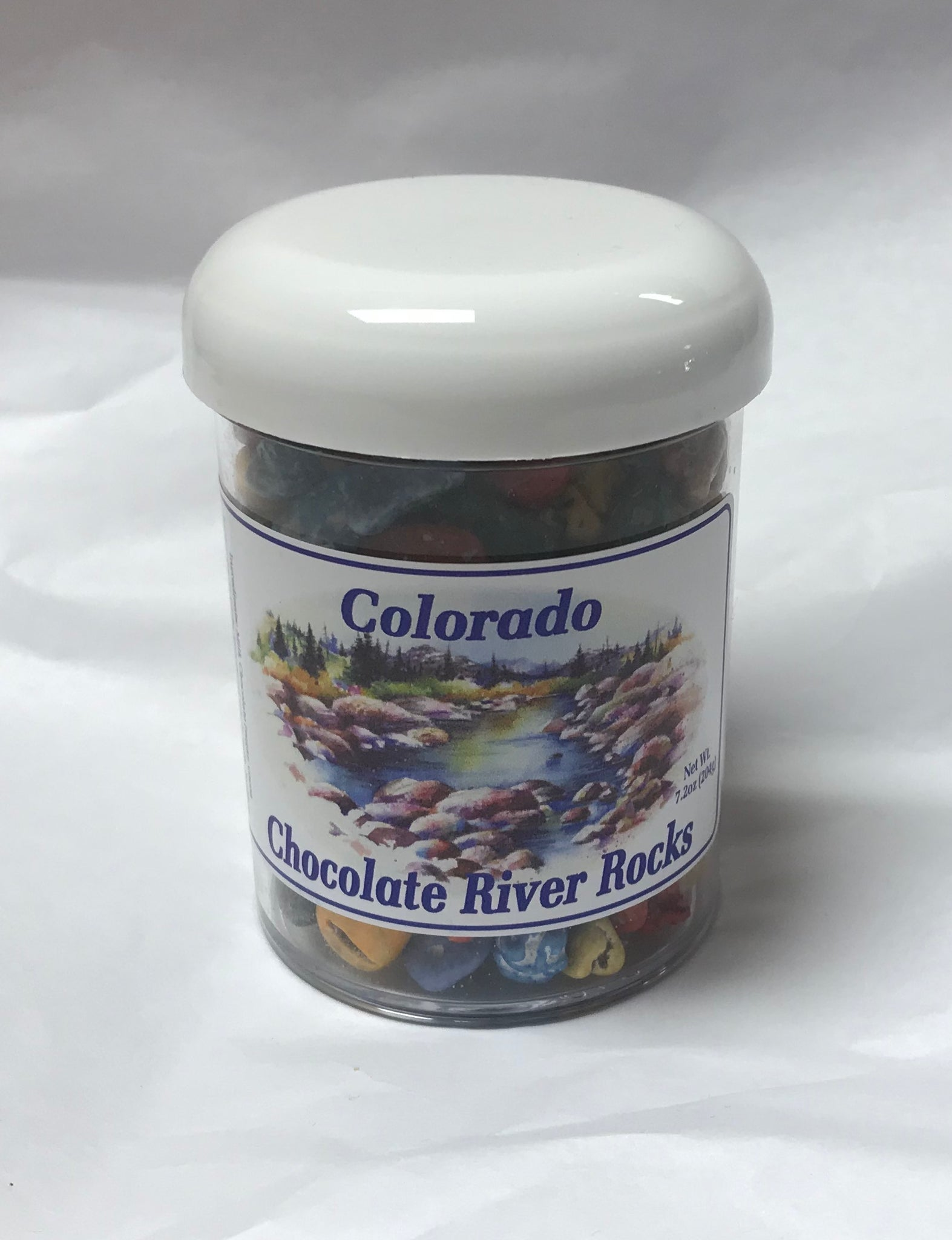 Colorado Chocolate River Rocks