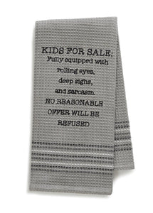 Kids For Sale Kitchen Towel