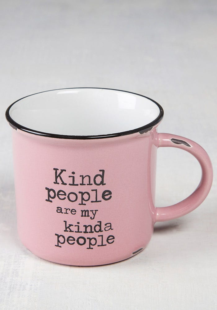 Kind People Mug