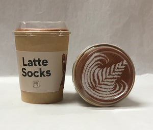 Caffe Latte Socks