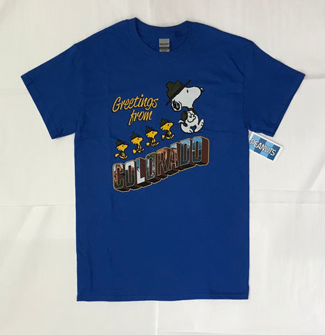 Snoopy Greetings Tee