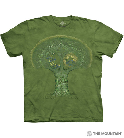 Celtic Roots Tree Tee