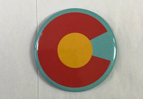 CO Flag Magnet