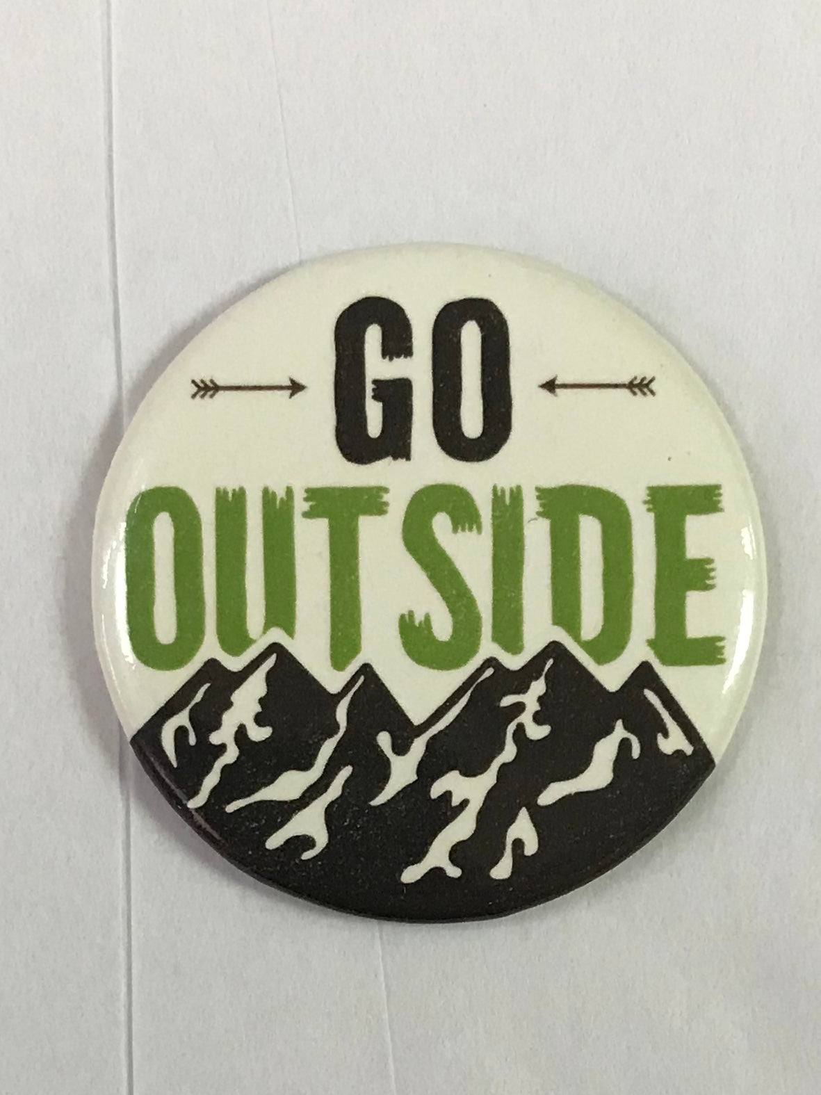 Go Outside Magnet