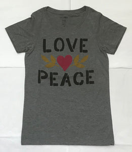 Love Peace Women's Tee