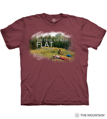 Steep Hiking Tee