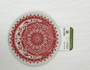 Sunflower Mandala Sticker