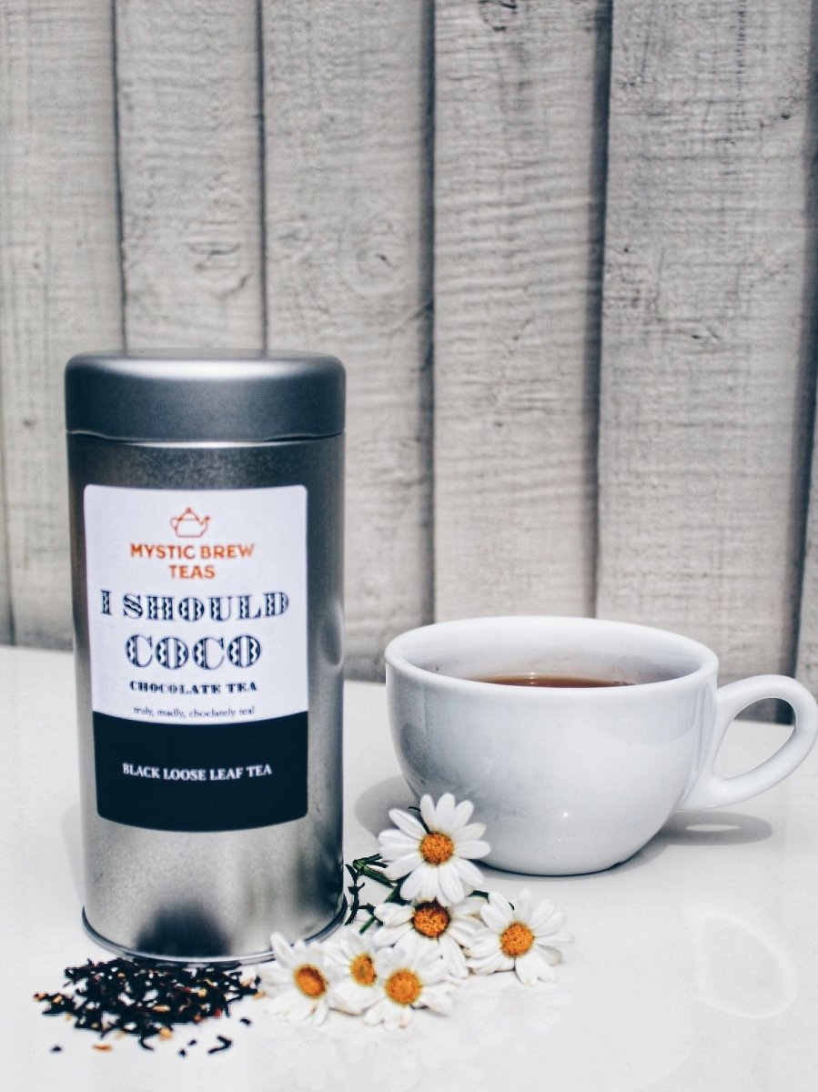 HELLO NEW ARRIVAL! | Mystic Brew Teas