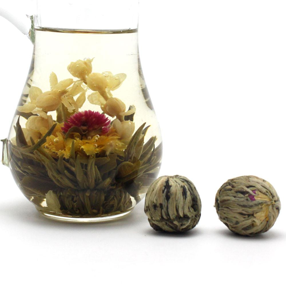 Flowering Tea -  Mystic Brew Teas