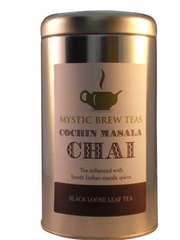 Indian Spiced Masala Chai - Mystic Brew Teas