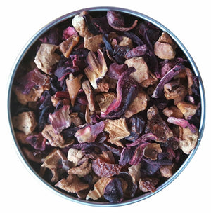 Cranberry Apple Tea - Mystic Brew Teas