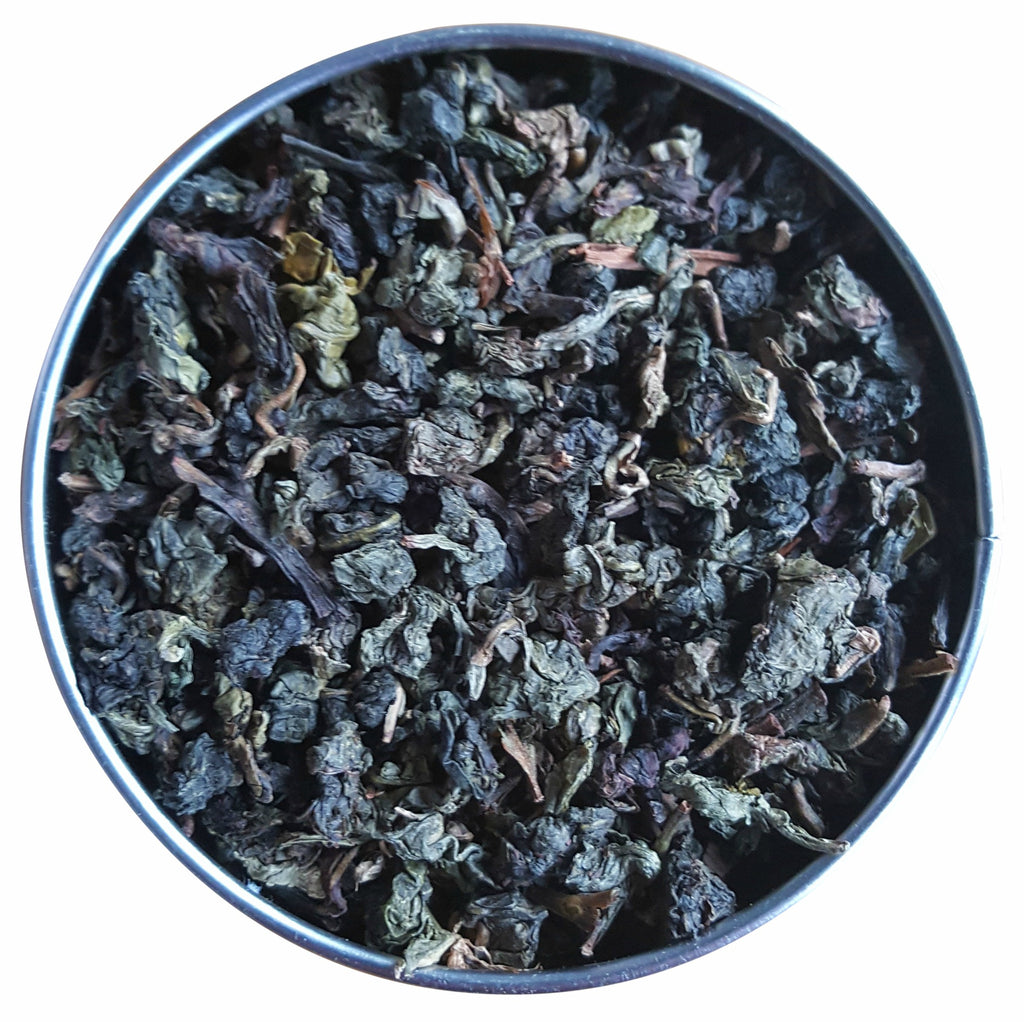 Slimming Green Oolong - Mystic Brew Teas