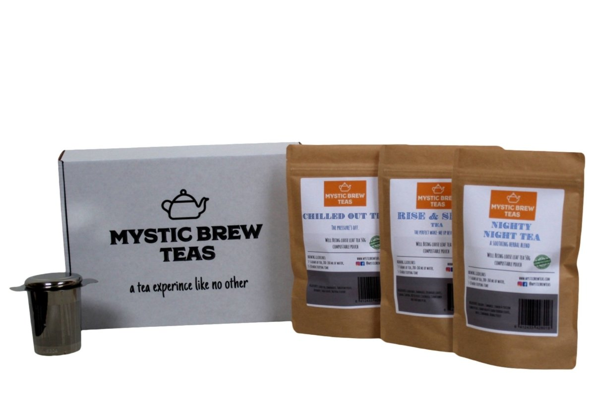 Wellness Teas Box Set - Mystic Brew Teas