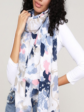 Load image into Gallery viewer, scarf floral