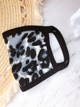 Load image into Gallery viewer, washable mask leopard print