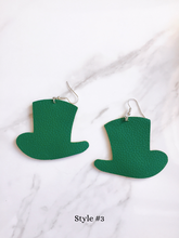 Load image into Gallery viewer, ST PATRICK'S DAY EARRINGS
