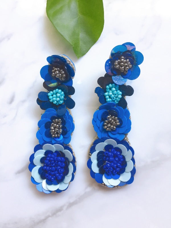 Beaded earrings perfect gift for her