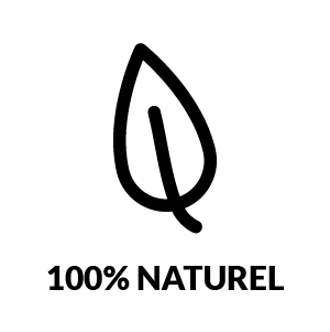 logo 100% naturel