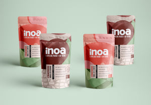 pack de crackers repas inoa chocolat